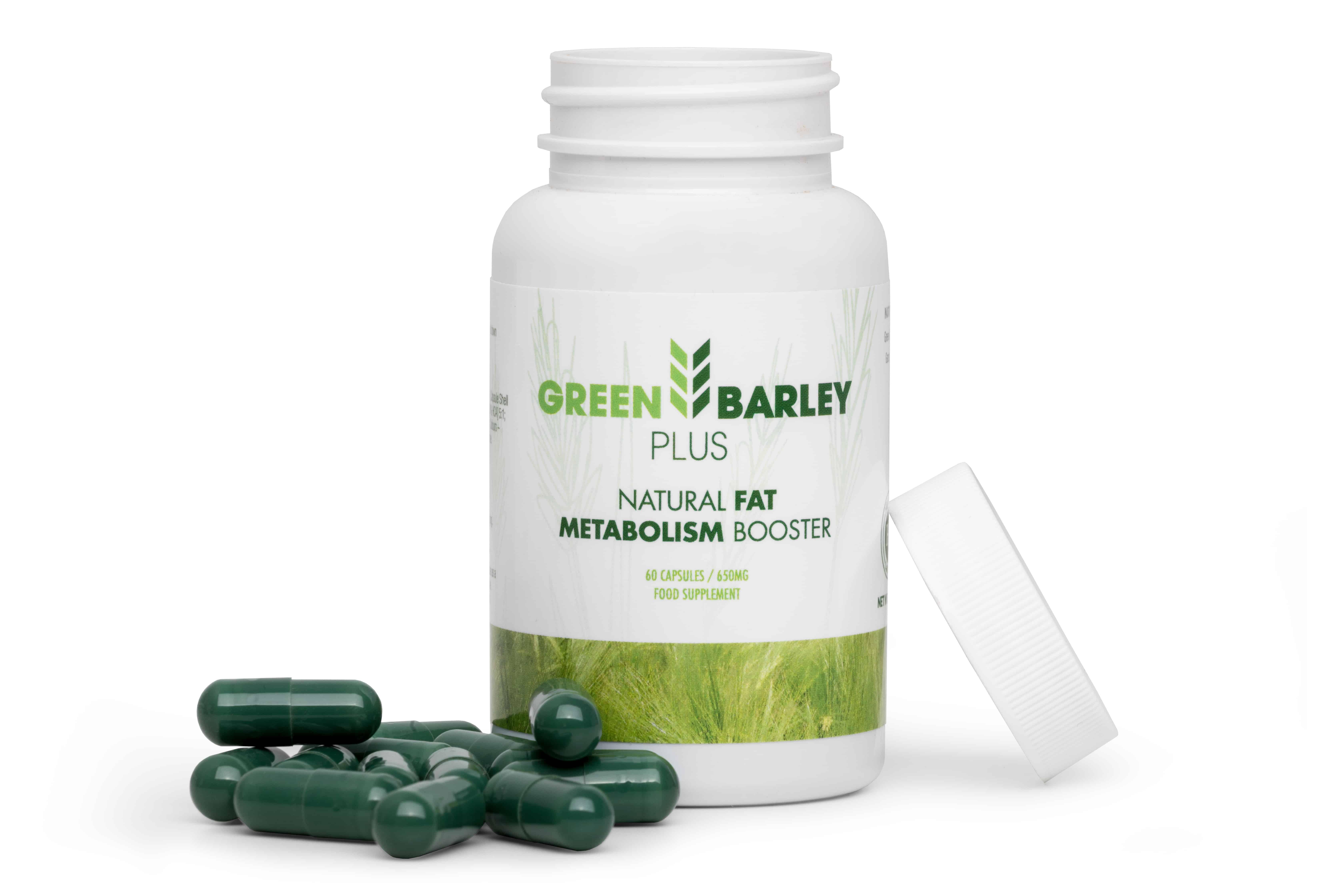 Tabletki odchudzające Green Barley Plus