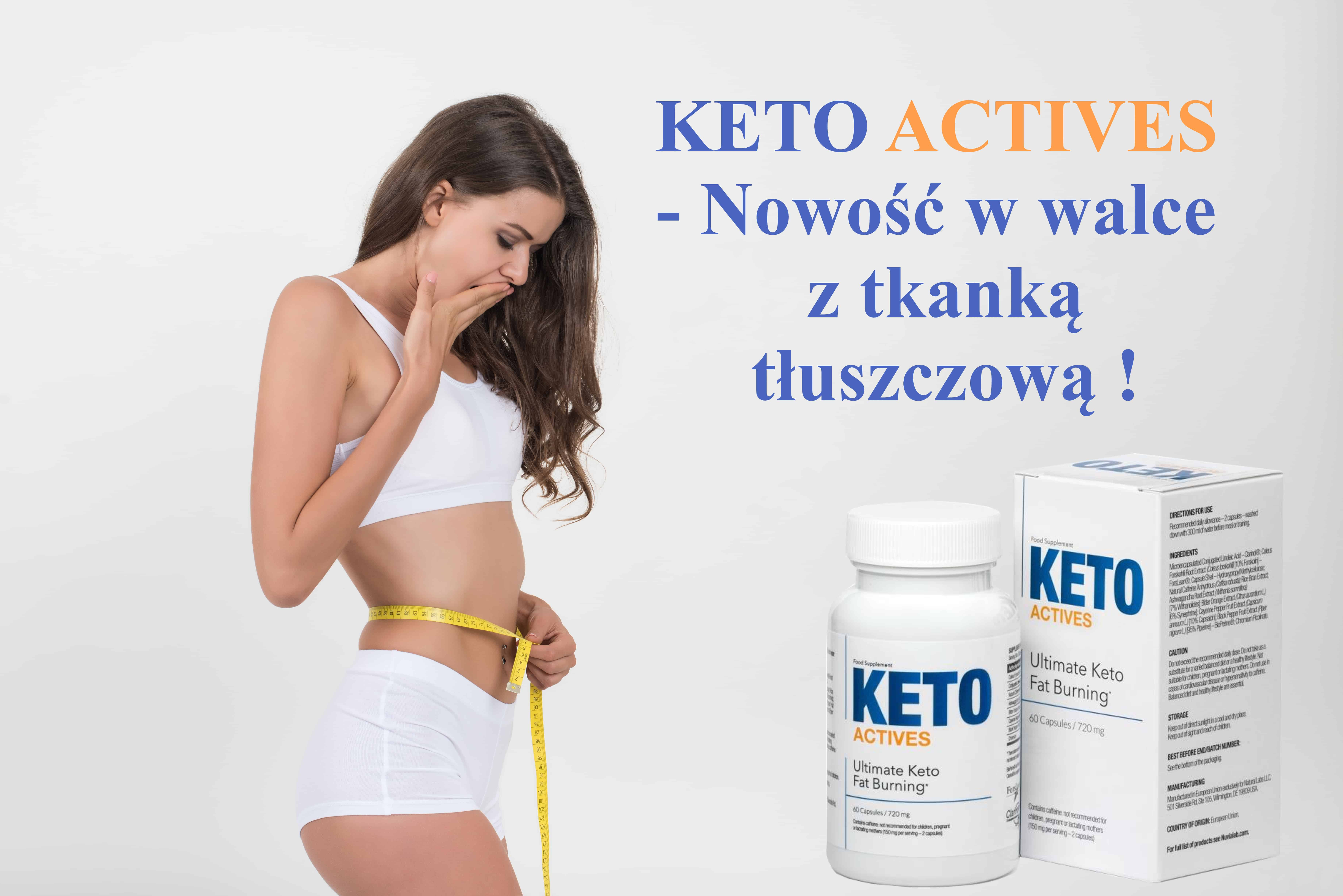 Keto Actives – opinie, cena, gdzie kupić