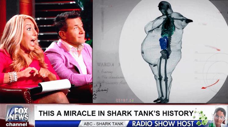 Shark tank o suplemencie actives