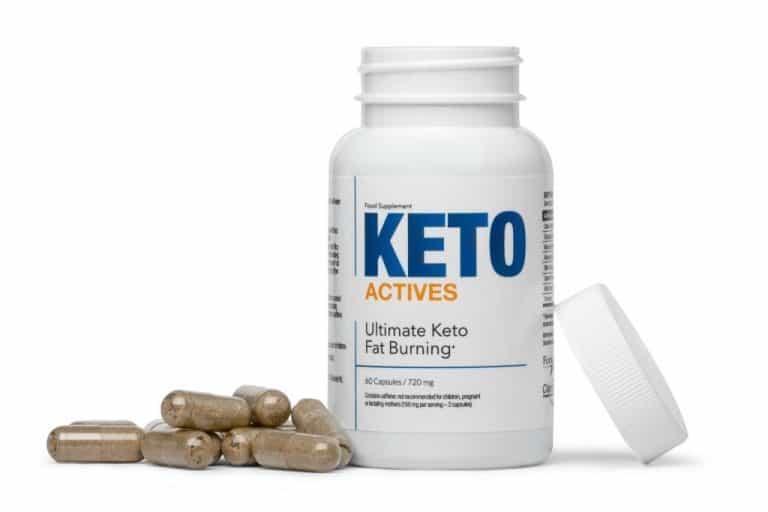 efekty stosowania tabletek Keto Actives