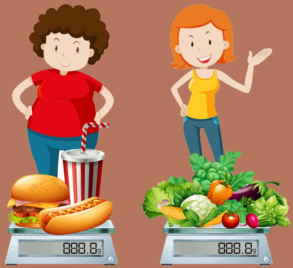 Wpływ diety i naturalnych produktów na utratę wagi