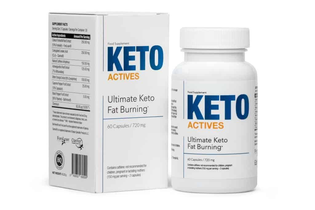 skuteczne tabletki na odchudzanie keto actives