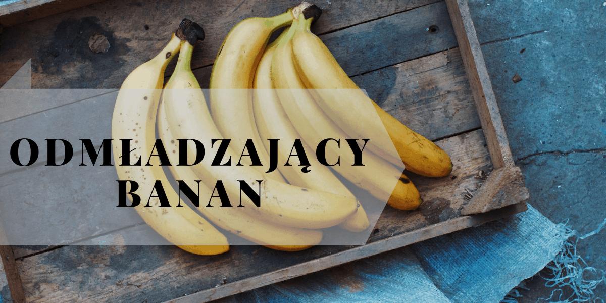 Domowe maseczki z bananem