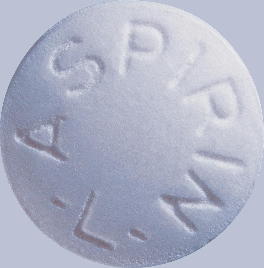 Maseczki z aspiryną